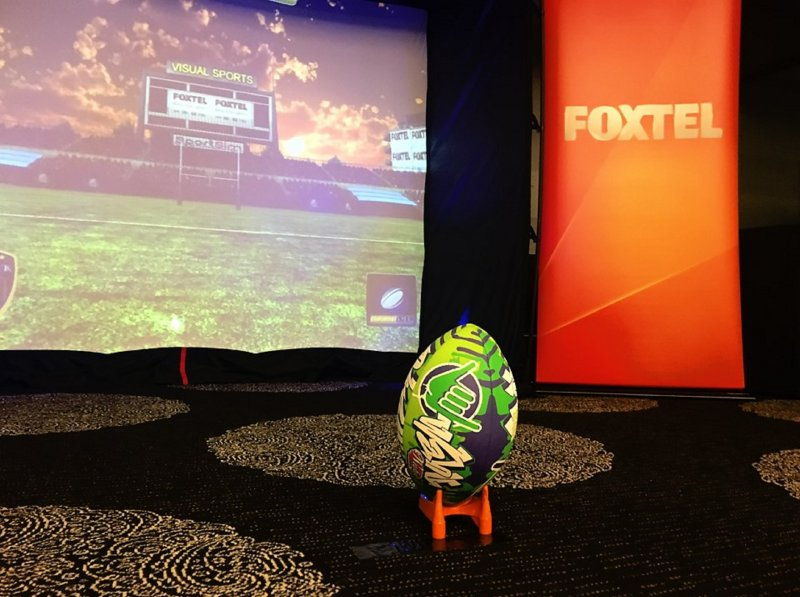Awards Night with Foxtel