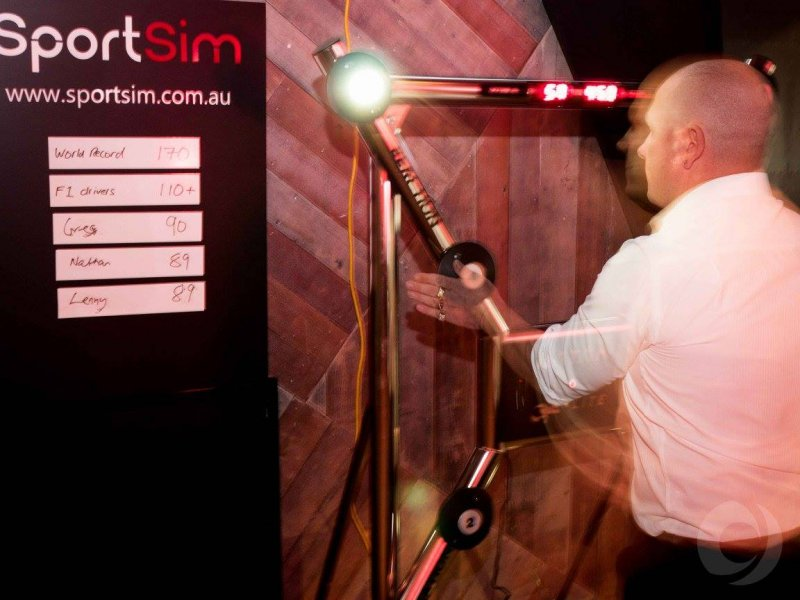 Batak Bonanza at the Melbourne Grand Prix