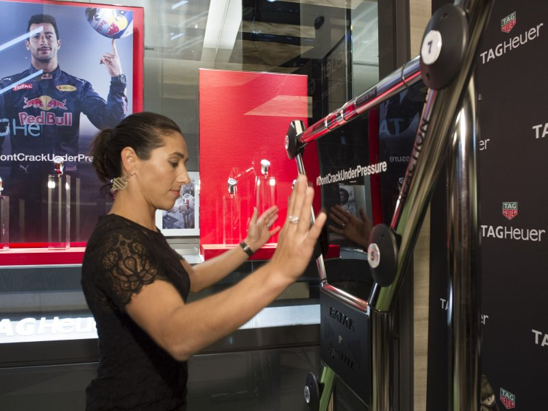 SportSim`s Batak and Tag Heuer - The Ultimate Active Activation